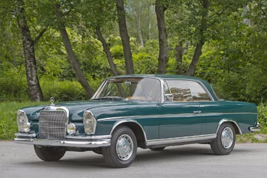 MERCEDES 300 SE COUPE