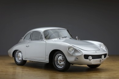 PORSCHE 356 BT6 GHIA-AIGLE<br/>***PIECE UNIQUE***