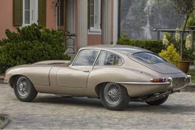 JAGUAR E-TYPE SERIE 1 3.8